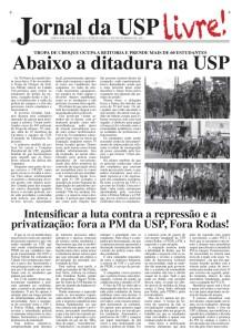 Capa USP Livre nº2