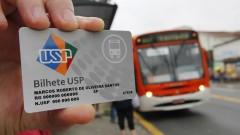 Bilhete único da USP