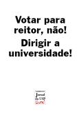Cadernos do Jornal da USP Livre! nº1 - outubro de 2013