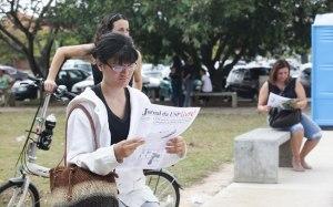 O Jornal da USP Livre! é um porta-voz dos estudantes da USP e o periódico mais popular de toda a universidade.