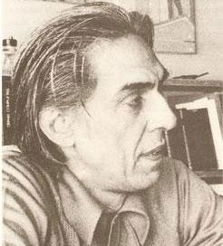 Ferreira Gullar, jovem, quando ainda era poeta.