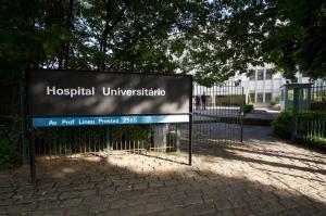 O Hospital Universitário é o setor que mais perdeu funcionários com o PDV de Zago.