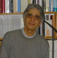 Professor Sérgio Cardoso.